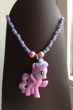 Diamond Tiara My Little Pony Necklace