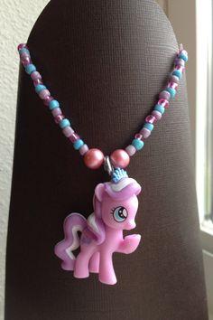 Diamond Tiara My Little Pony Necklace