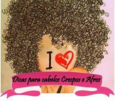 Blog Samantha Kettler: Dicas para cabelos crespos e afros