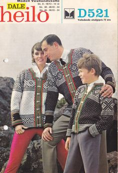 Vestlandskofta 521 Knitting Charts, Hand Knitting, Knitting Patterns, Norwegian Knitting, Jumpers, Color Combinations, Diy And Crafts, Sweaters, Jackets
