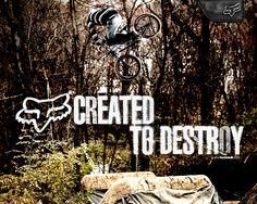 Fox Racing Motorcycle Dirt Bike, Mtb Bike, Bmx, Dirt Biking, Fox Rider, Motocross Love, Riding Quotes, Fox Racing, Dirtbikes