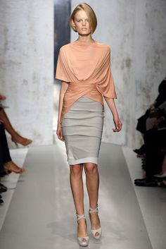 Donna Karan | Spring 2010 Ready-to-Wear Collection | Style.com