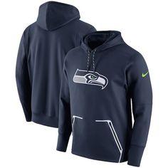 Seattle Seahawks Nike Champ Drive Vapor Speed Pullover Hoodie - College  Navy  SeattleSeahawks 8b191fd976