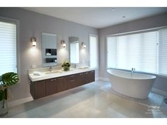 Contemporary bathroom renovations in Vancouver by My House Design Build Team. View our Modern Vancouver bathroom renovation project gallery here. Bathroom Renovations, Bathrooms, Remodel Bathroom, Bathroom Inspiration, Bathroom Ideas, Design Bathroom, Shower Tub, Kitchen And Bath, Corner Bathtub