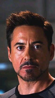 iron Man wearing his suit  Awasome scene .....