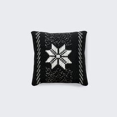 "Rachel's Picks // ""For myself - whether New York or Santa Fe, snow-filled holidays are what I dream of. This pillow is the perfect touch to bring that feeling home."""