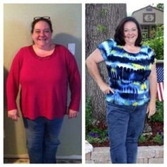 Missy writes:  Down 50lbs in less than 3 months and feeling great! On to the next 50. Ask me how.