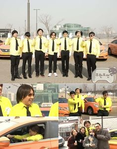 'Infinity Challenge' cast members transform into taxi drivers