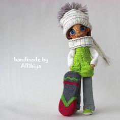 #allibiya #weamiguru #toys_gallery #хочу_в_ленту_yh #handmade #интересное…♡
