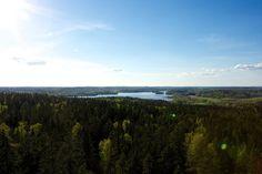 Aulanko landscape