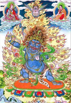 Tibetan Art, Tibetan Buddhism, Vajrayana Buddhism, Buddhist Symbols, Clark Art, Gautama Buddha, Buddha Art, Hindu Art, Sacred Art