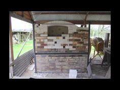 In preparation for the ICF kiln build Anna Simmons, Jeremy Steward and me built a Phoenix Fast Fire kiln. This was the first time I had done anything like this. It was a really eye opener and helpe...