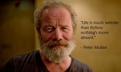 Peter Mullan often blends the absurd and the surreal with stark realism to magical effect.