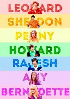 The cast of the big bang theory Big Bang Theory Quotes, The Big Theory, Big Bang Theory Funny, John Ross Bowie, Neji E Tenten, Johnny Galecki, Laugh A Lot, Himym, Quantum Mechanics