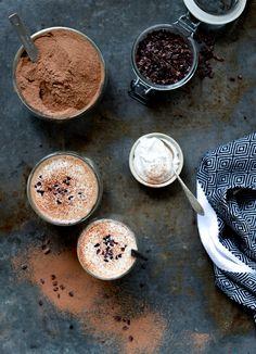 Tid til te og varme drikke - DIY varm kakao mix & chai te - Vanlose Blues Good Morning Everyone, Diy Halloween Decorations, Easy Diy Projects, Chai, Desserts, Blues, Food, Hygge, Warm