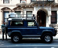 Land Rover Defender - TDunns dream rover.