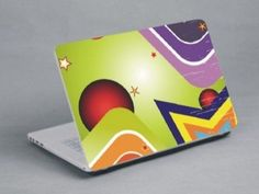 Shapes and patterns Laptop Skin, Bookends, Shapes, Patterns, Home Decor, Block Prints, Decoration Home, Room Decor, Home Interior Design
