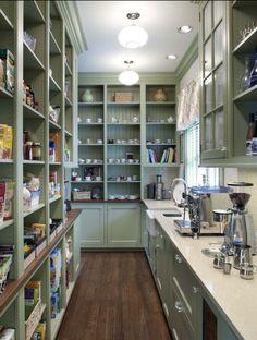 Working pantry - fridge/wine fridge?