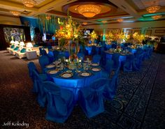 bar mitzvah sukkot ideas | Centerpiece ideas