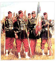 Grenadiers de la garde 1870