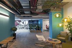 Webpals' New Tel Aviv Offices / Tali & Rakefet