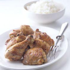 Philippine-Style Chicken Adobo