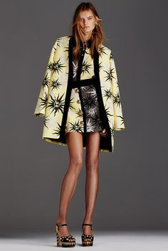 Fausto Puglisi Resort 2016 Collection Photos - Vogue