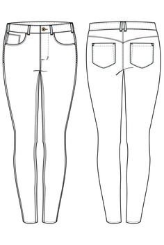 Mesh Insert Leggings, Mesh Hoodie, Fashion Design Template, Fashion Templates, Polo Wear, Jersey Maxi Skirts, Flat Sketches, Clothing Sketches, Duffle Coat