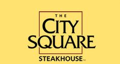 The City Square Steakhouse  Wooster, OH