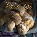 Le forme del pane: La spiga con farina Einkorn Qb