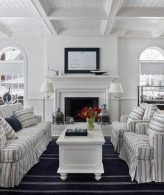 Livingroom - Coastal