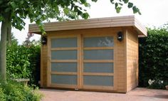 Contemporary Garden Sheds : Where To Search For Diy Shed Plans