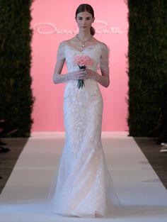 Oscar de la Renta - Bridal 2015 Look 7