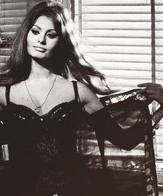 Sophia Loren in Yesterday, Today, and Tomorrow