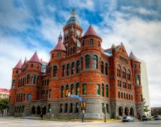 Old Red Museum - Dallas, TX