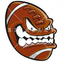 cartoon football clipart - Google Search | Football sign ideas ...