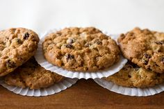 8 Dr. Oz approved cookie recipes....... Protein Cookies