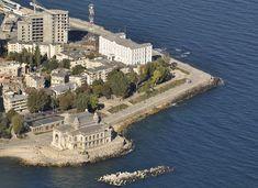 Constanta - The Casino Turism Romania, 1 Mai, Black Sea, The Good Place, Beautiful Places, Coast, Adventure, Country, Water