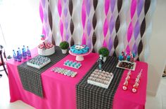 Monster High party.