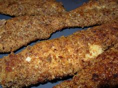 Almond crusted chicken fingers Source by Almond Crusted Chicken, Almond Chicken, Paleo Recipes, Low Carb Recipes, Dinner Recipes, Paleo Dinner, Easy Recipes, Healthy Menu, Easy Healthy Dinners