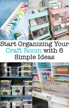 New Year Resolution: Organize – The Original ScrapBox