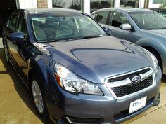 2013 Subaru Legacy 2.5i Premium w/All-Weather Pkg  SL13122