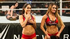 The Bella Twins on John Cena and Daniel Bryan, Nikki Gives Advice ...