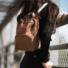 Dickies X UO Brown Mini Backpack £30