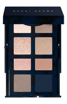 Bobbie Brown Nay and nude eye palette
