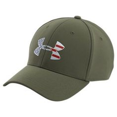 e206884d471 Under Armour Freedom Low Crown Stretch Fit Cap