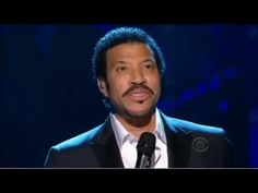 Lionel Richie - I Am... I Said (Neil Diamond) Alabama boy does his thing and has the life force of Neil in this