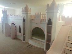Evie Castle Princess Bedroom