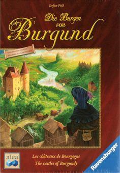 Die Burgen von Burgund,  2-4, läuft über Würfel