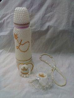 Yellow Nails Design, Diy Bookmarks, Baby Bling, Dummy Clips, Rose Art, Baby Art, Baby Bottles, Baby Girl Newborn, Baby Accessories